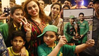 پاکستانی شائقین