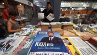 การเลือกตั้งสมาชิกสภาผู้แทนราษฎรฝรั่งเศส ถูกกำหนดให้มีการลงคะแนน 2 รอบ
