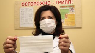 маста для хворих на грип