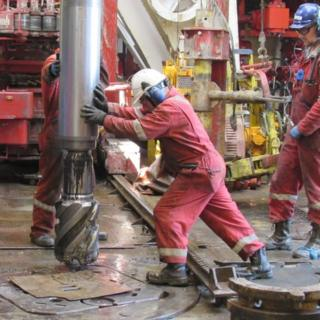 Hurricane Energy crew
