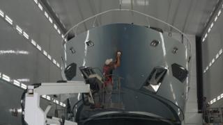 Полировка яхты