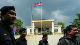 朝馬兩國的緊張關係在過去兩周迅速升級。