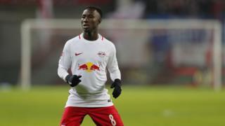 Liverpool a accepté de payer la clause libératoire de 48 millions de livres pour le transfert de Keïta.