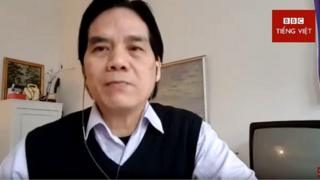 Nhà báo Lê Mạnh Hùng