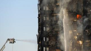 По словам очевидцев, есть угроза обрушения здания