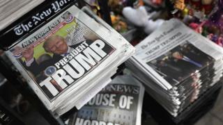 Trump manşetleri