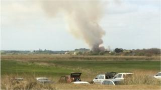 Southwold fire