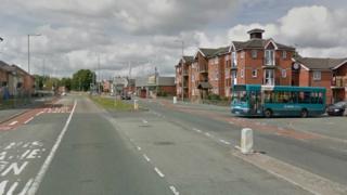 A525 Kingsmills Road