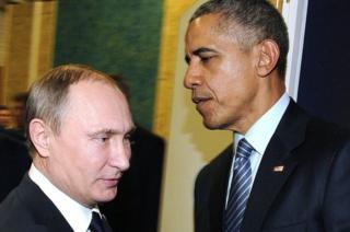 Putin dan Obama