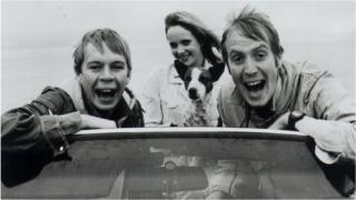 Rhys Ifans starred in Twin Town alongside his brother