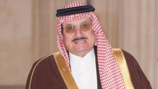 Prince Mohammed bin Nawaf bin Abdulaziz