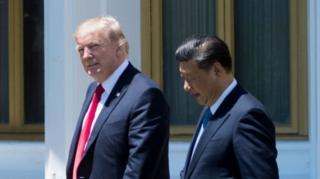 ประธานาธิบดีทรัมป์กล่าวถึงเรื่องนี้ภายหลังจากที่ได้หารือกับประธานาธิบดี สี จิ้นผิง ของจีนในรัฐฟลอริด้า