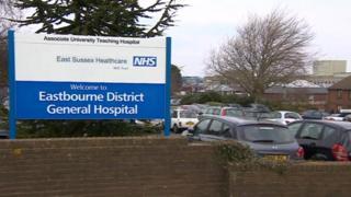 Eastbourne District Hospital