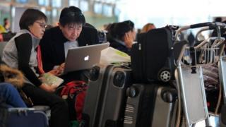 英國禁令的實施時間由航空公司決定
