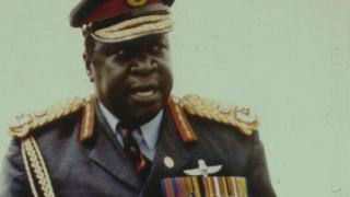 Idi Amin (1978 file image)