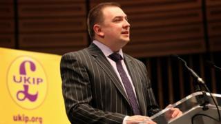 Jonathan Arnott, North East UKIP MEP