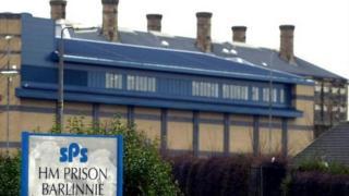 Barlinnie Prison in Glasgow