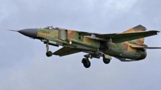 米格-23战机
