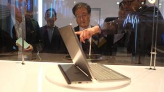 Toshiba's concept PC 5-in-1