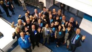 Conservatives in Derby