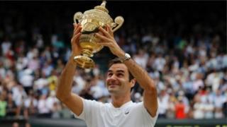 Федерер знову чемпіон Вімбілдону