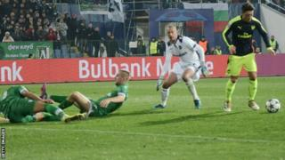 Mesut Ozil amefunga mabao matano