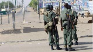 nigéria, armée, police, affrontement