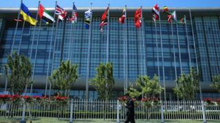 一帶一路國際合作高峰論壇會場,中國國家會議中心