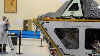 Globalstar satellite