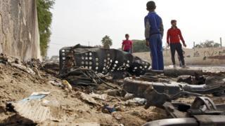 взрыв в Багдаде 31 октября