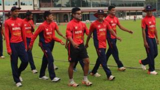 नेपाली यु १९ क्रिकेट टिम