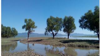 নাফ নদীর ঐ পাড়ে মিয়ানমার