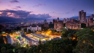 В конце 1980-х - начале 90-х Медельин имел репутацию самого опасного города в мире