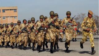 خدمت سربازی در ایران