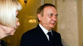 Юрія Іванющенка вважають близьким до екс-президента Віктора Януковича
