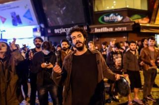 Imyiyerekano muri Ankara