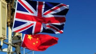 中國國家主席習近平2015年下半年對英國進行了國事訪問,兩國建立全球全面戰略伙伴關係。