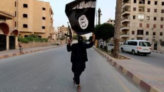 IŞİD militanı