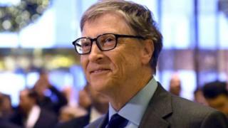 บิล เกตส์, มหาเศรษฐี, ร่ำรวยที่สุดของโลก, ไมโครซอฟท์