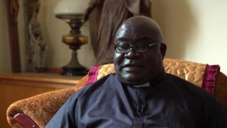 Father Fidelis Mukonori