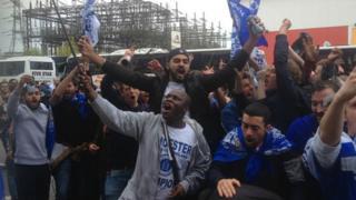 Abakunzi b'umugwi wa Leicester