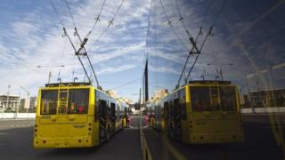 Київ тролейбус