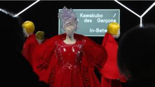 Rei Kawakubo clothes
