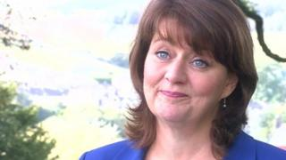 Battle for democracy over Brexit, says Plaid's Leanne Wood