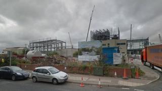 Templeborough biomass plant, Rotherham