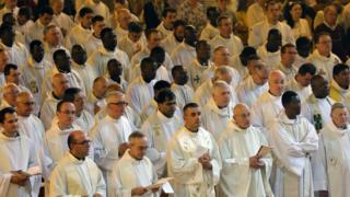 Katolik rahipler