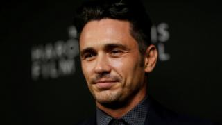 James Franco in Los Angeles, 10 January 2018