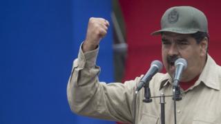 نیکولاس مادورو
