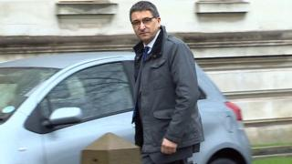 Brian Fakir at Cardiff Crown Court