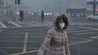 چین میں فضائی آلودگی